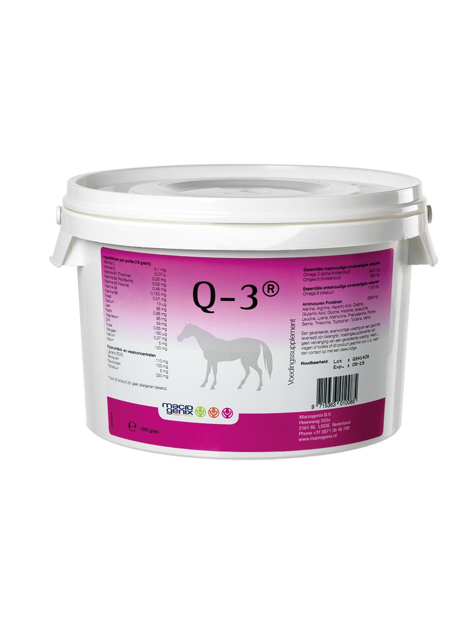 Q3 für Pferde