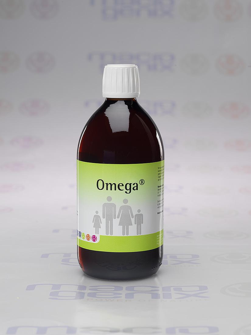 Macrogenix Omega 3-6-9 olie