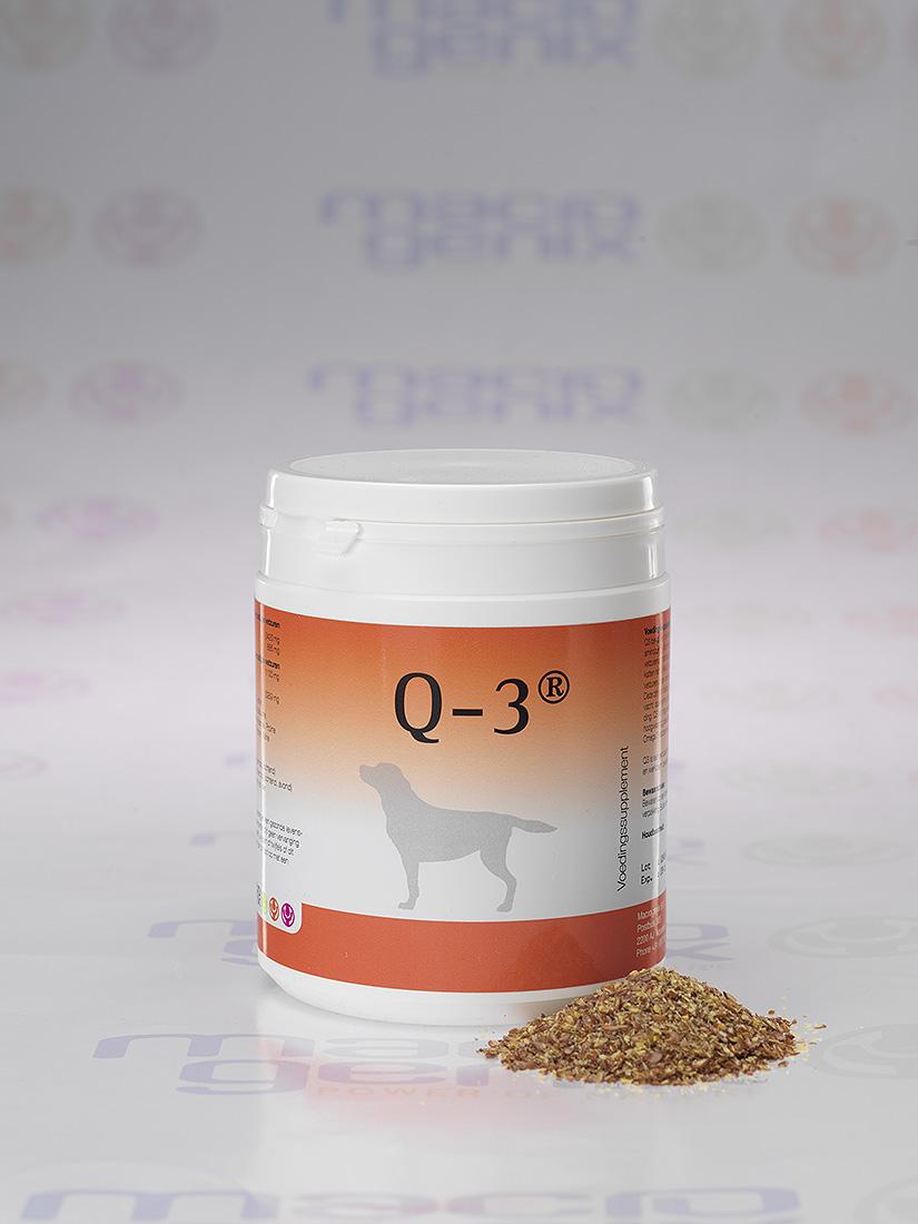 Macrogenix Q3 vezels voor honden
