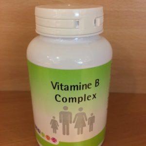 Macrogenix Vitamin B Komplex
